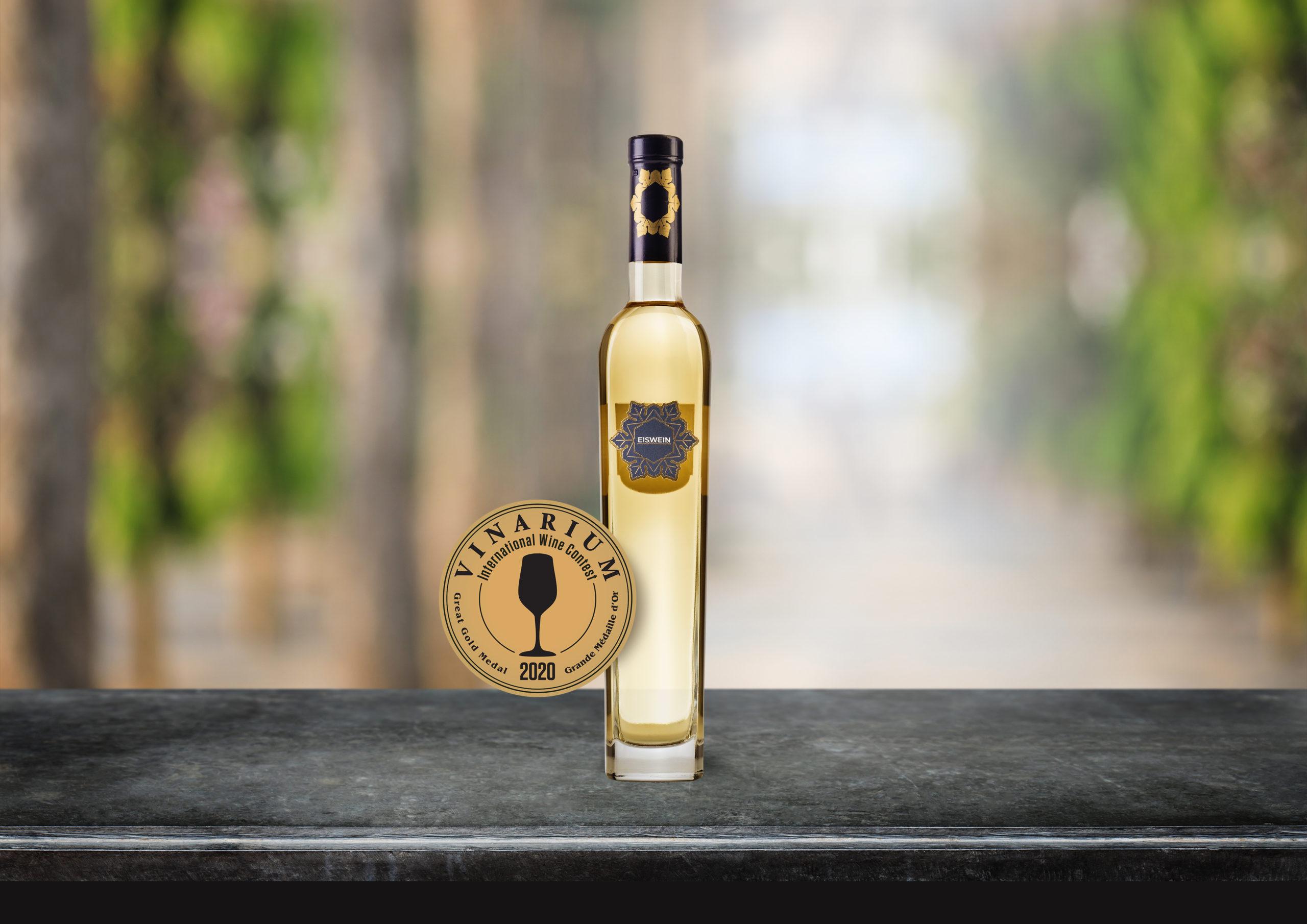 Vinurile Jidvei medaliate la Vinarium International Wine Contest 2020